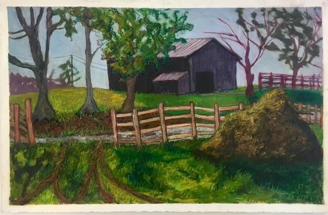 , 'Arbuckle Road (October 19, 2017),' 2017-2018, Jonathan Ferrara Gallery