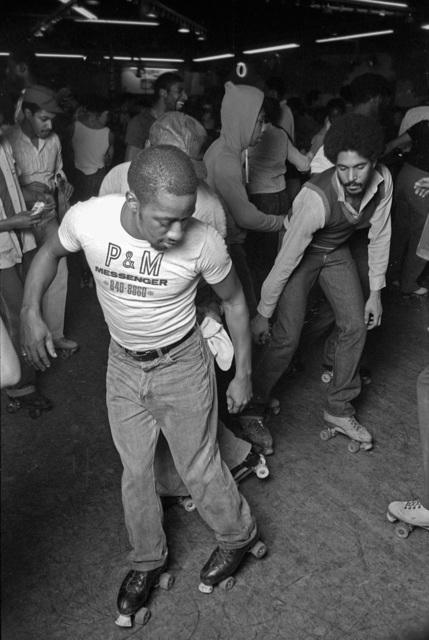 , 'Empire Roller Disco #8,' 1980, Benrubi Gallery