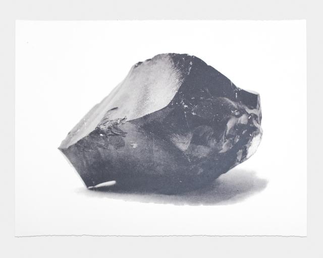 , 'Rock #6 (Page, Arizona),' 2014, Denny Gallery
