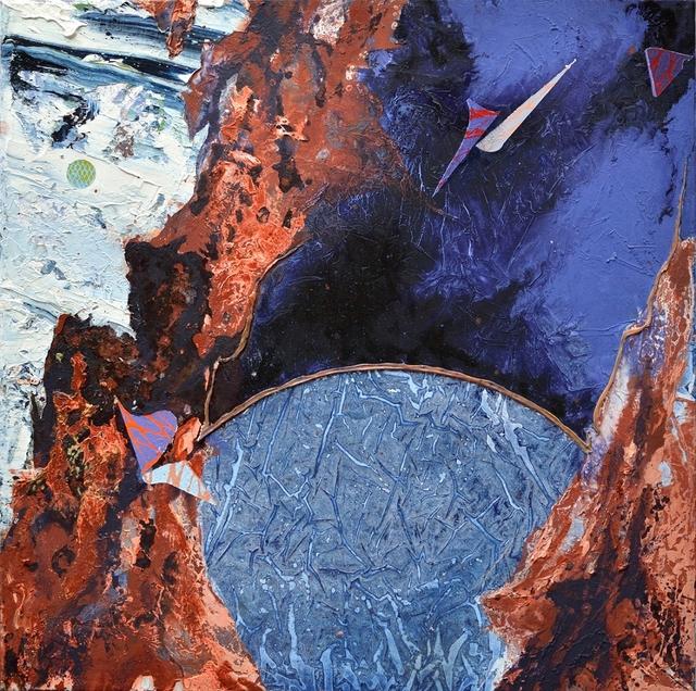 , 'Mimacrocosmic 8,' 2015, Aki Gallery