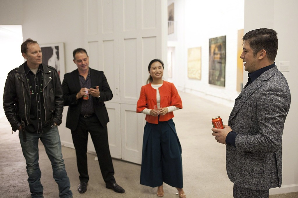 Matthew Brash and Winifred Hu - BOCCARA ART Brooklyn Gallery