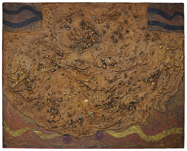 , 'Dry Moraine,' 1968, Charles Nodrum Gallery