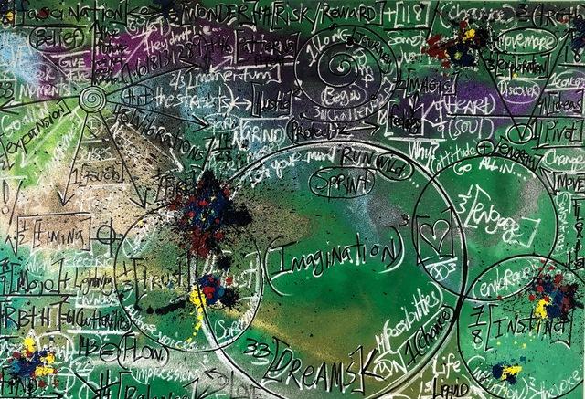 , 'Discovery,' 2019, Contessa Gallery