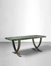Paolo Buffa, 'Rare and important dining table,' 1930s, Phillips: Design