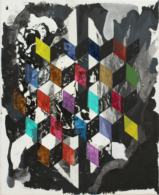 , 'Untitled,' 2016, Galerie Heike Strelow