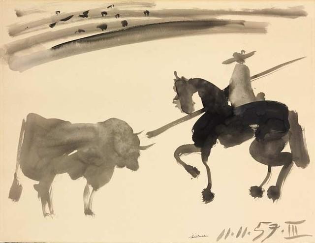 , 'La Pique,' 1959, Opera Gallery