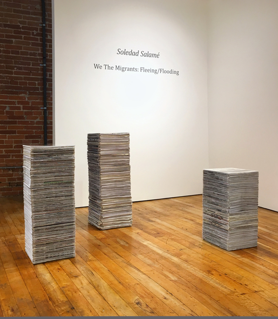 Soledad Salamé, 'Stacks', 2019, Goya Contemporary/Goya-Girl Press