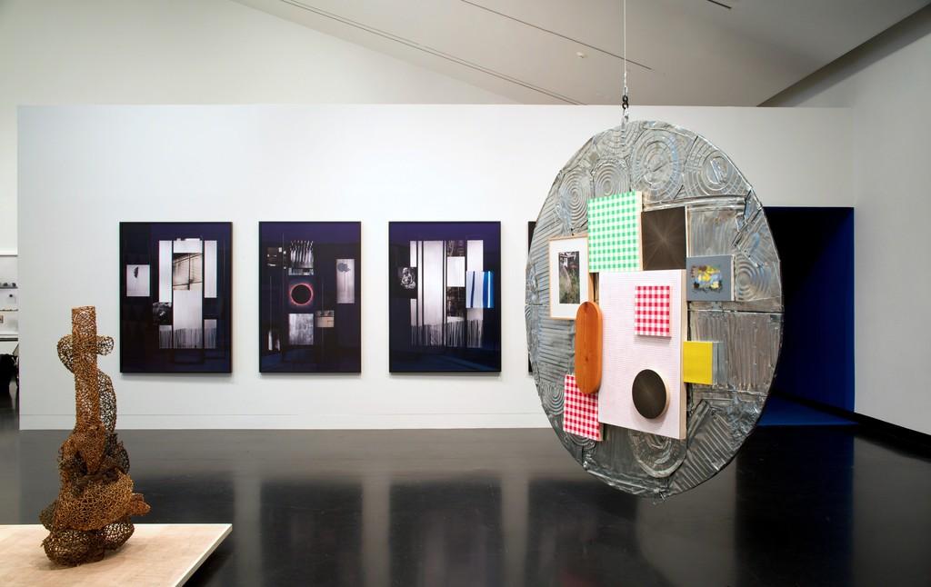 Installation view, Affinity Atlas, Tang Teaching Museum, 2015