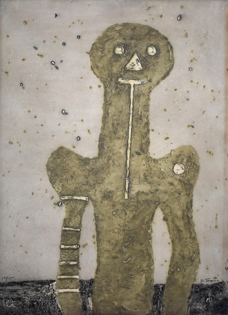 Rufino Tamayo, 'Torso, from: 15 Etchings |Torso: 15 Aguafuertes', 1975, Gilden's Art Gallery