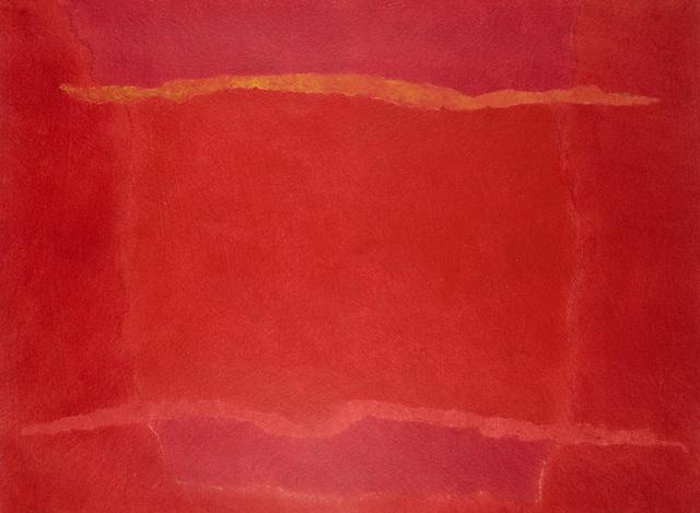 , 'Infinity Field, Lefkada Series #8,' 1978, Antoine Helwaser Gallery