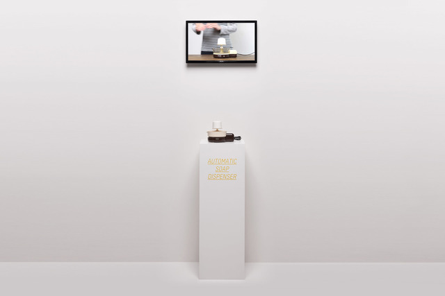 , ''High Technology' – Automatic Soap Dispenser,' 2014-2016, Roehrs & Boetsch
