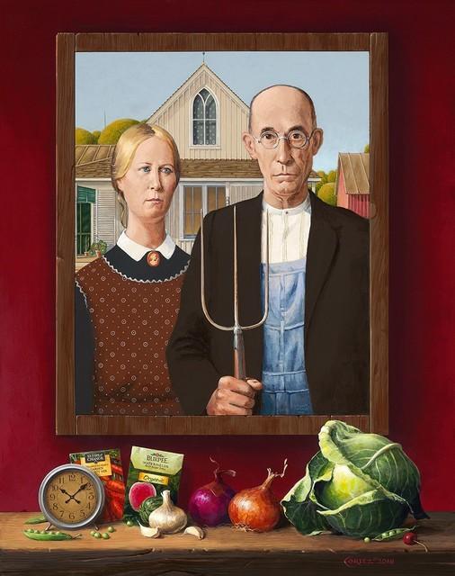, 'Self-Reliance,' 2018, Cavalier Galleries