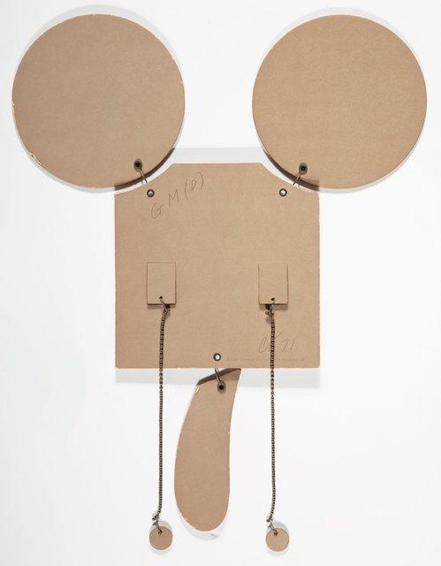 Claes Oldenburg, 'Geometric Mouse -- Scale D', 1971, Heritage Auctions
