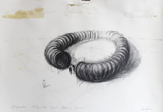Gustavo Diaz Sosa, 'The Eternal return', 2017, Victor Lope Arte Contemporaneo