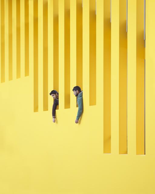 Serge Najjar, 'The sunny side', 2017, Gallery LVS