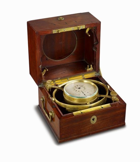 , 'Marine chronometer,' 1822, Legion of Honor
