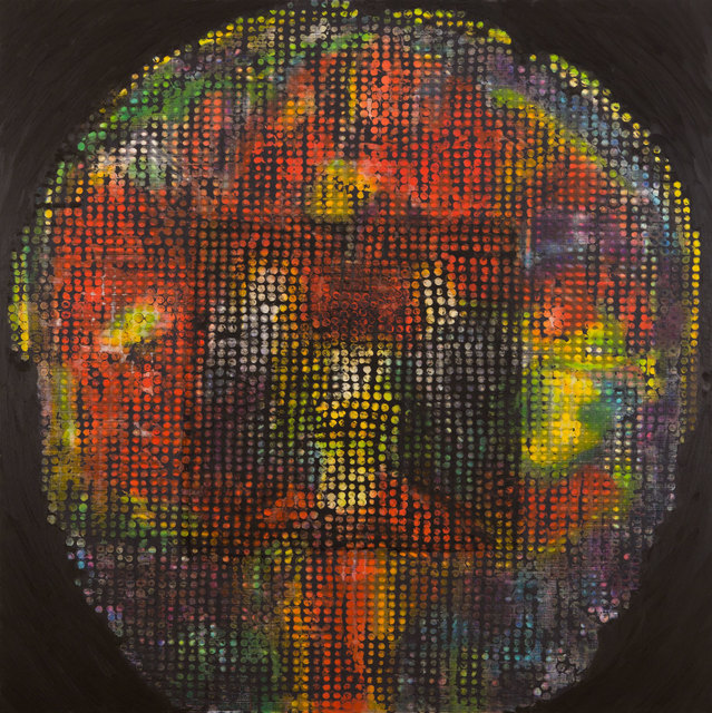 , 'Bird, Brain, Black (III),' 2014, MARUANI MERCIER GALLERY