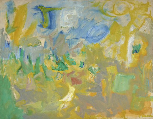, 'February,' 1954, Berry Campbell Gallery