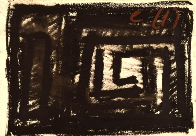 Jannis Kounellis, 'Untitled (Labyrinth 1)', 2002, Serge Sorokko Gallery