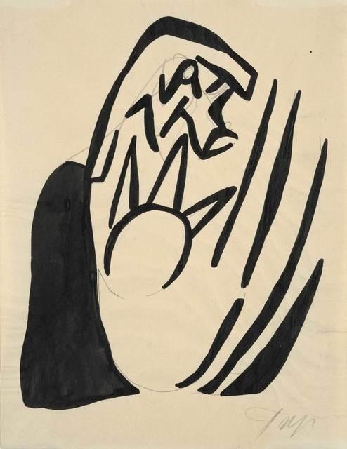, 'Untitled,' 1920, Jeanne Bucher Jaeger