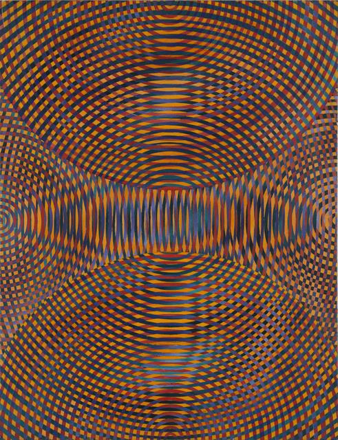 , 'Reverberation Fragment No 3,' 1996, Charles Nodrum Gallery