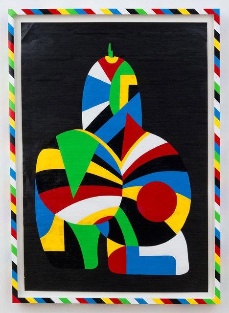 , 'TBT (Black rib),' 2014, Casa Triângulo