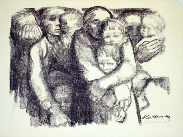 , 'Mütter (Mothers),' 1919, Worthington Gallery