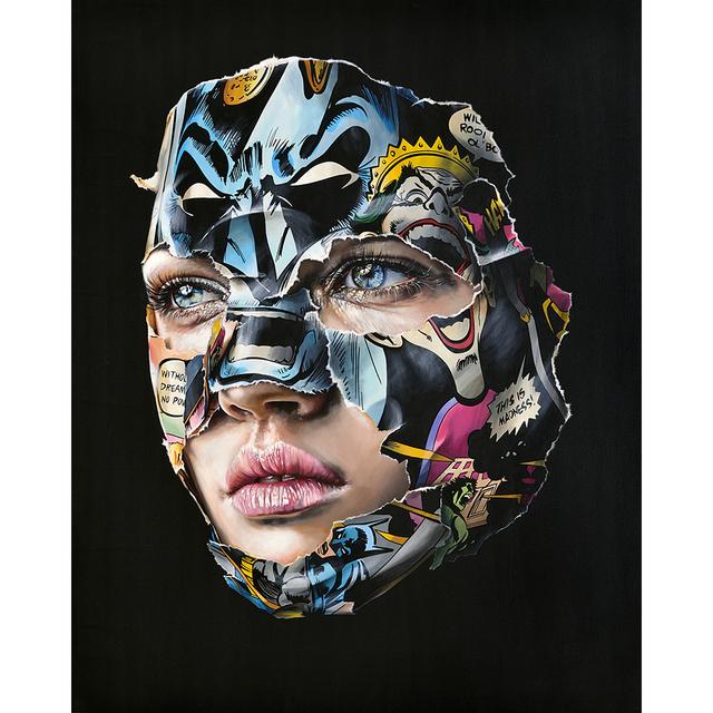 , 'La Cage et le pouvoir du rêve,' 2017, Galerie C.O.A