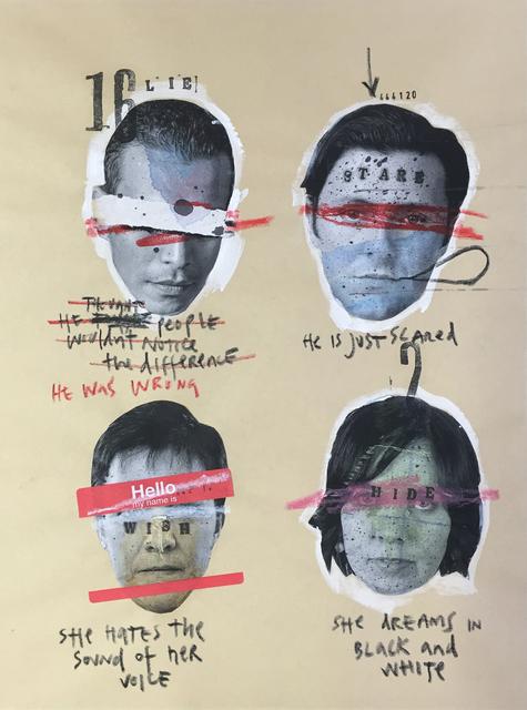 , 'Wrong,' 2014, The Hue