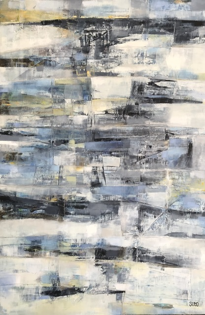, 'Quiet View,' 2018, Petroff Gallery