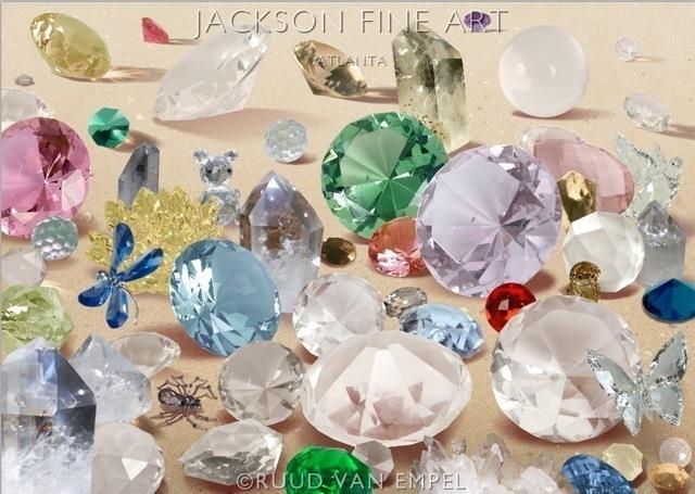 , 'Still Life Cristal,' 2014, Jackson Fine Art