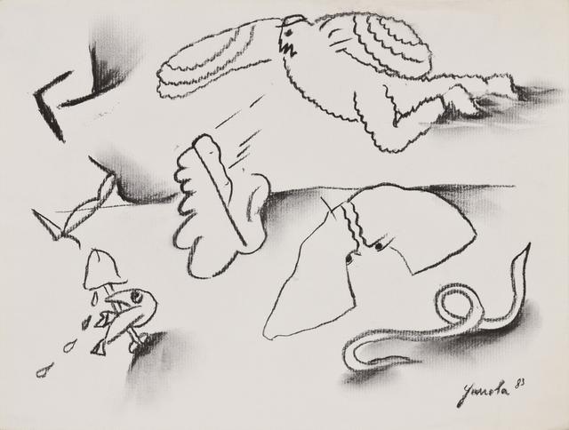 , 'Untitled,' 1983, Galerie Francesca Pia