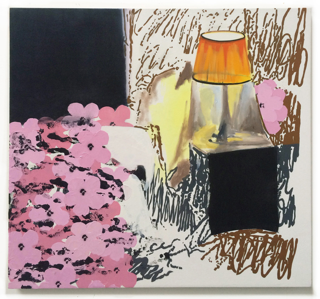 , 'Too many flowers,' 2015, Simon Lee Gallery