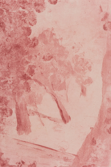 , 'Baoshi Hill-Trees at Dusk 05 宝石山•晚树 05,' 2017, Chambers Fine Art