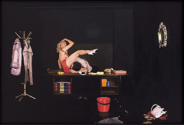 , 'The Golden Age: Untitled (Red Dress with Props),' 2013, Meliksetian | Briggs