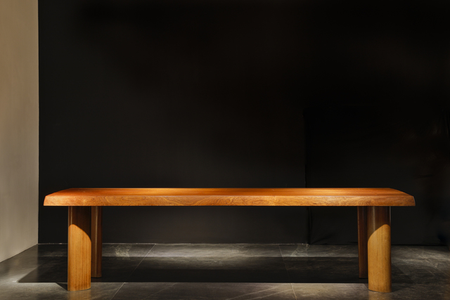 , 'Rare dining room table,' 1965, Galerie Downtown - François Laffanour