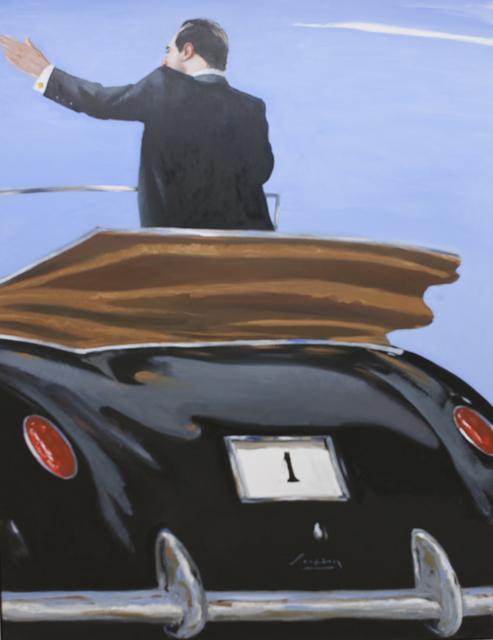 , 'Our Public Servant,' 2010, Gary Nader