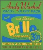 Andy Warhol, Brillo