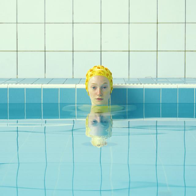 , 'Yellow Cap,' 2018, Think + Feel Contemporary