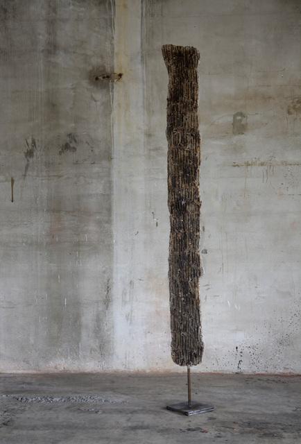 , 'Stand,' 2015, Galleria H.