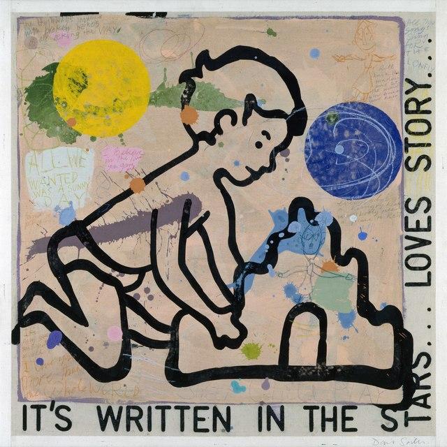 , 'It's Written in the Stars,' 1998, Portland Gallery