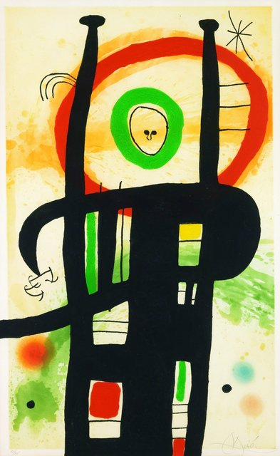 , 'Le Grand Ordonnateur,' 1969, Galerie Raphael