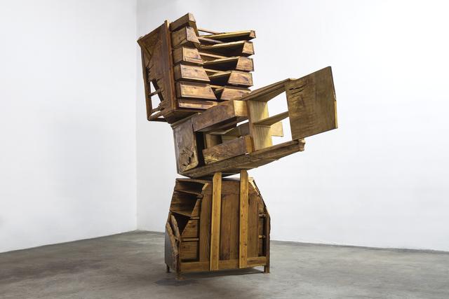 , 'La patética para instrumento innombrable,' 2018, Luis Adelantado