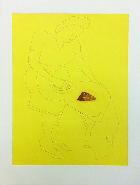 , '¡No mas!,' 2011, Maus Contemporary