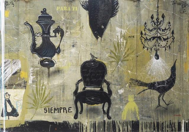 , 'Recuerdos,' 2017, Lux Perpetua Art Centre
