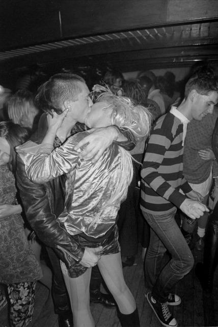 , 'Psychic TV Gig,' 1986, Charlie Smith London