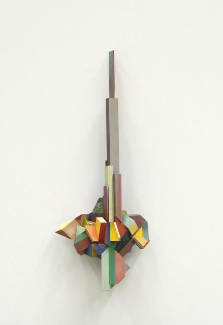 , 'Serie Lissitzsky nº 5,' 2017, Galería Gema Llamazares