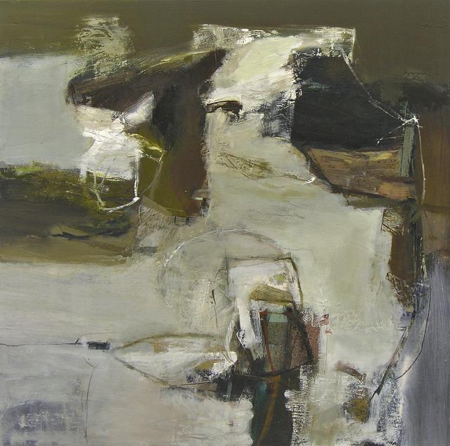 , 'Folding Contour,' 2016, Joanna Bryant & Julian Page