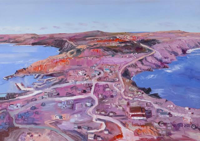 , 'Bay de Verde,' 2017, Christina Parker Gallery
