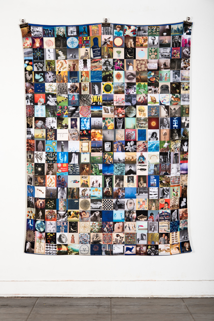, 'The Jack Hanley Instagram Blanket,' 2017, Klowden Mann